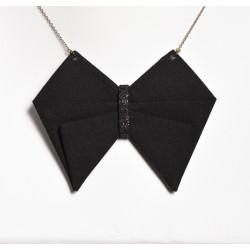 Collier Kami blasic - Noir