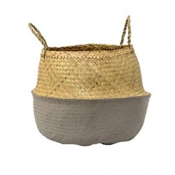basket natural/cool grey 55x34