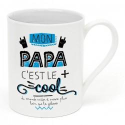 """Mug """"Papa cool"""""""