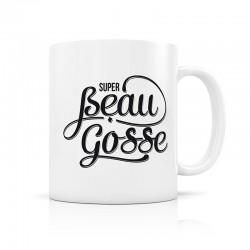 """Mug """"Super beau gosse"""""""