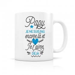 "Mug d'annonce ""Papy"""