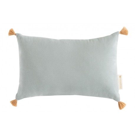 Coussin rectangulaire - Riviera blue