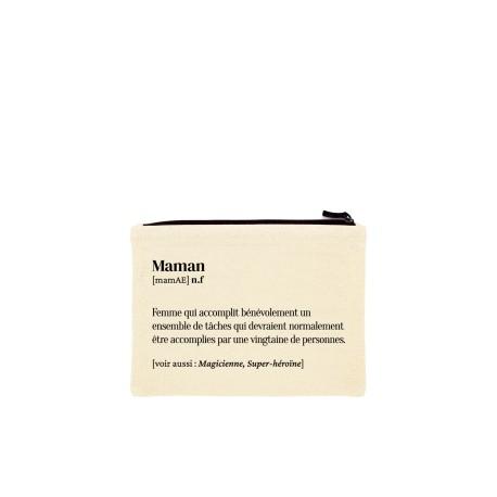 Trousse définition Maman