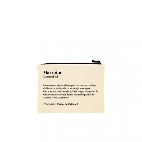 Trousse définition Marraine
