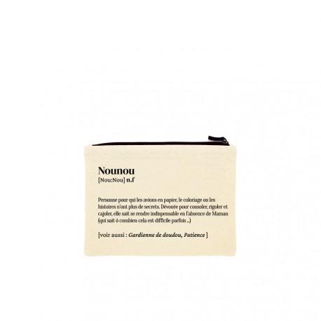 Trousse définition Nounou