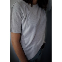 T-shirt d'allaitement Dia'mom silver - Taille XS