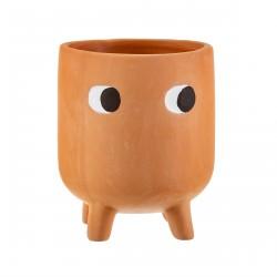 Pot à pieds terracotta pour mini