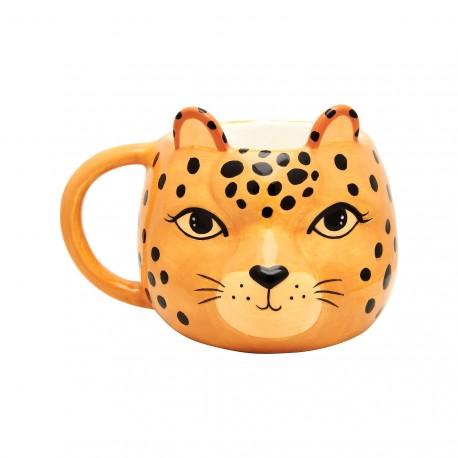 Mug léopard