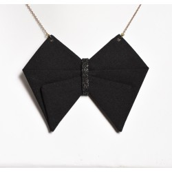 Collier Kami blasic - Noir