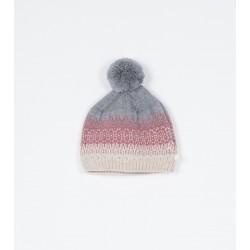 Bonnet Boston blush pink - M/L