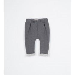 Pantalon Minichino ash grey - 3mois