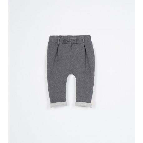 Pantalon Minichino ash grey - 3mois