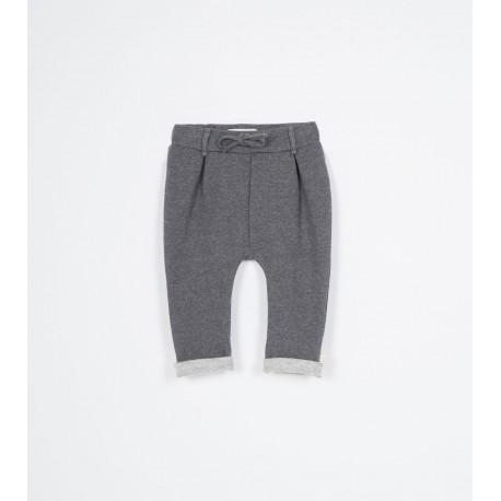 Pantalon Minichino ash grey - 12mois