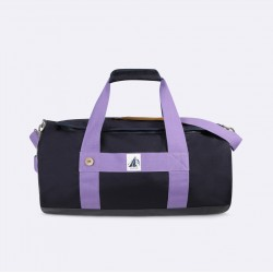 Sac traveler Marine et violet
