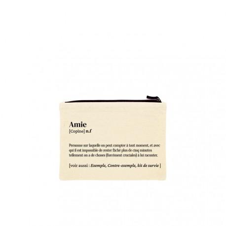 Trousse définition Amie