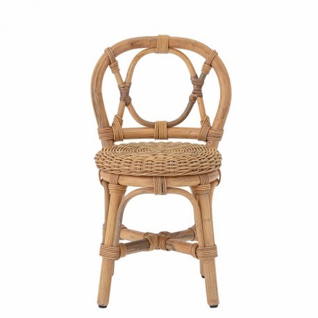Chaise en rotin Hortense
