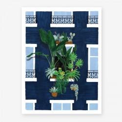 Affiche Small Balcony