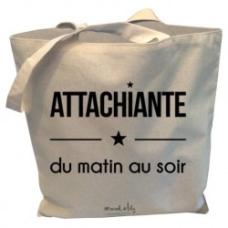 Tote-bag Attachiante