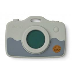 Appareil photo en silicone - Sea creature blue