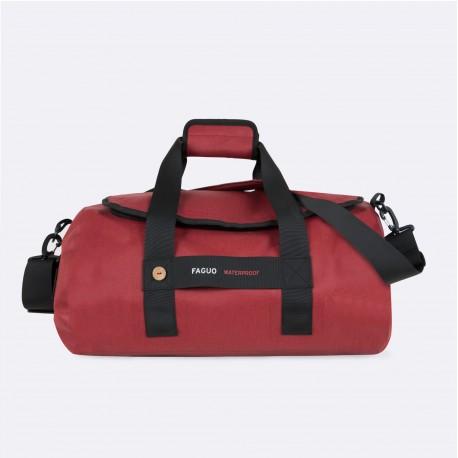 Sac traveler waterproof Rouge et black