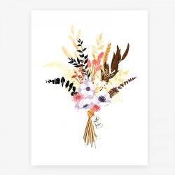 Affiche Small Modern Bouquet
