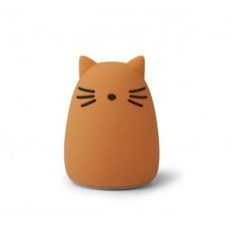 Veilleuse Winston - Cat mustard