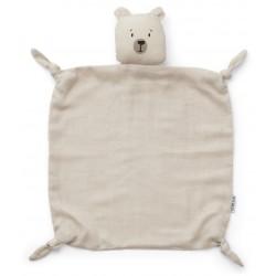 Doudou lange - Polar bear sandy