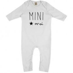 Grenouillère Mini Moi - 6/12 mois