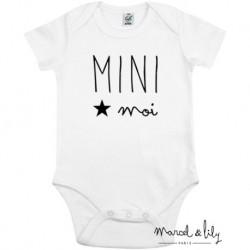 Body Mini moi 6/12 mois