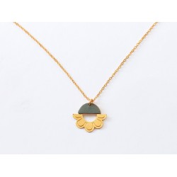 Collier Tanis - Sauge SS21