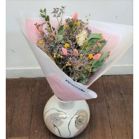 Bouquet séché Air de printemps - Taille M