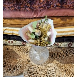 Bouquet séché Naturel - Taille XS