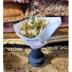 Bouquet séché Naturel - Taille S