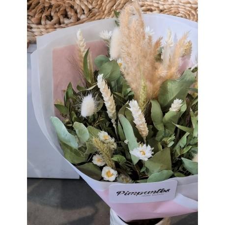 Bouquet séché Naturel - Taille M