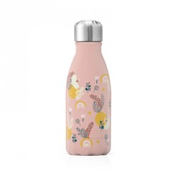 Bouteille isotherme 260 ml - Printemps
