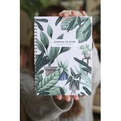 Journal de bord pour plantes d'intérieur