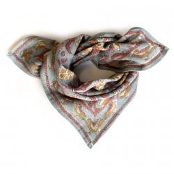 Baby foulard manika Bird - nuage