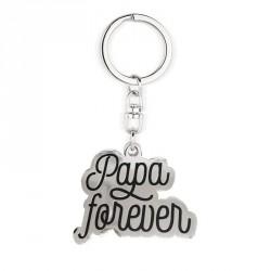 Porte-clés Papa forever