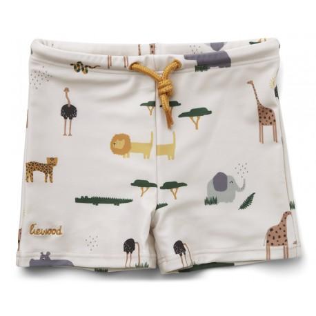 Short de bain Otto Safari - 1/3 mois