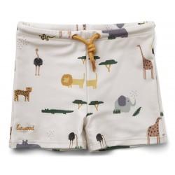 Short de bain Otto Safari - 9/12 mois