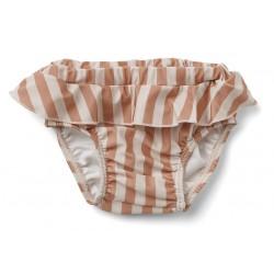 Culotte de bain Elise Rayures tuscany rose - 3/9 mois