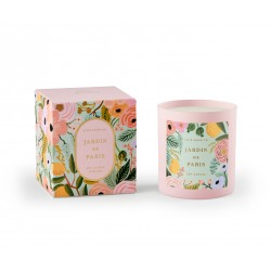 Bougie parfumée Jardin de Paris 60heures