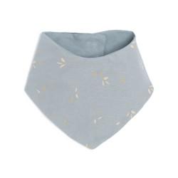 Bavoir bandana Willow soft blue