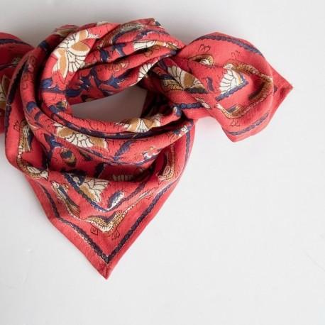 Baby foulard manika Bird - Vitamine