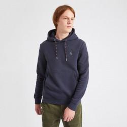 Sweat-shirt à capuche Navy - Taille L