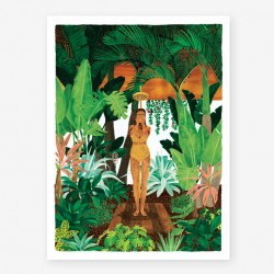 Affiche small Summer shower