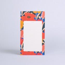 Bloc-notes Coquelicots