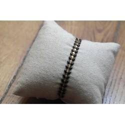 Bracelet Paloma noir