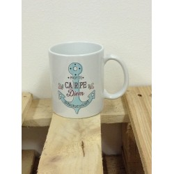 Mug Carpe Diem