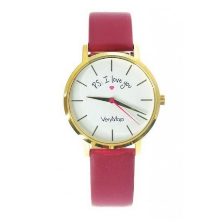 MONTRE PS I LOVE YOU ROSE